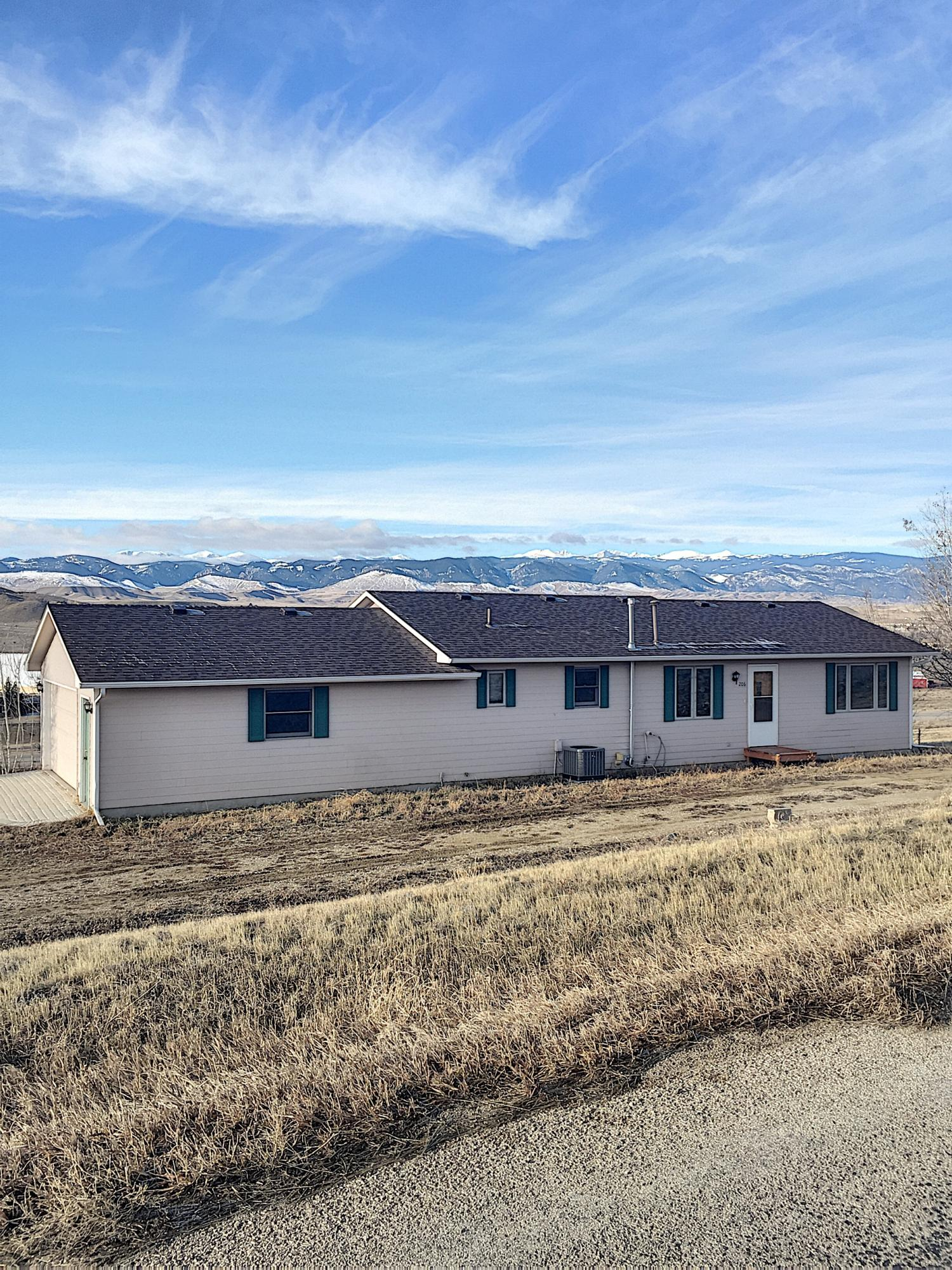 206 Rock Creek Road, Buffalo, Wyoming 82834, 3 Bedrooms Bedrooms, ,3 BathroomsBathrooms,Residential,For Sale,Rock Creek,18-24