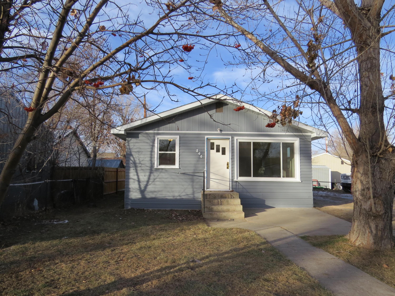 246 Sheridan Avenue, Sheridan, Wyoming 82801, 2 Bedrooms Bedrooms, ,1 BathroomBathrooms,Residential,For Sale,Sheridan,18-1270