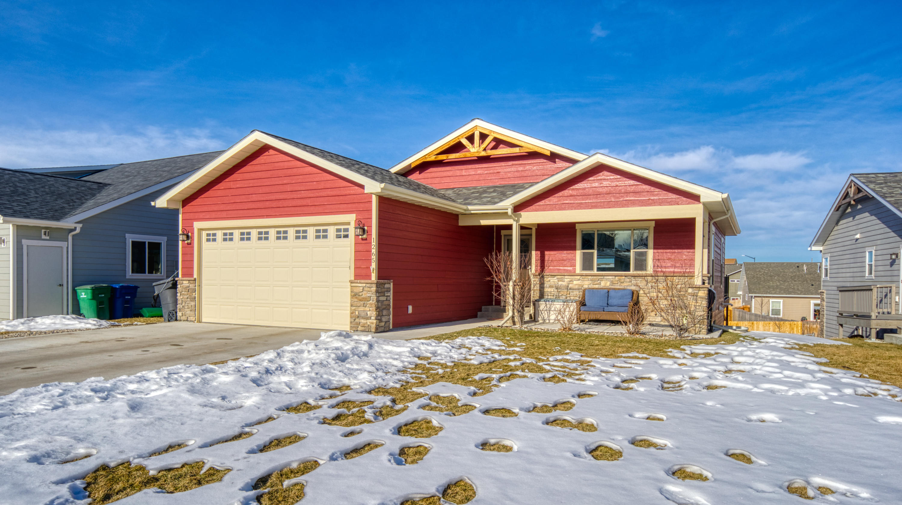 1265 Rosewood Court, Sheridan, Wyoming 82801, 4 Bedrooms Bedrooms, ,3 BathroomsBathrooms,Residential,For Sale,Rosewood,19-68