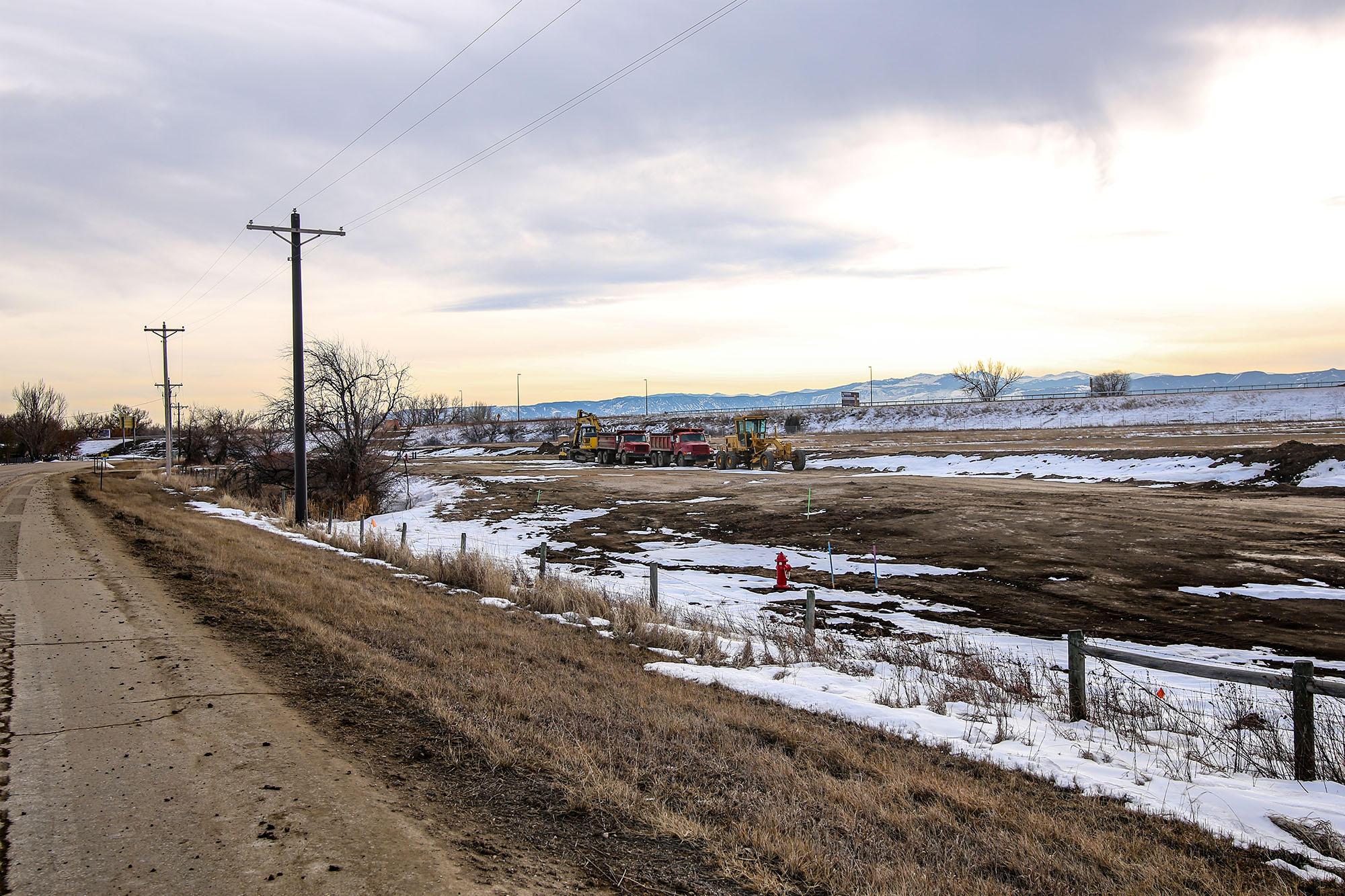 Decker Road, Sheridan, Wyoming 82801, ,Building Site,For Sale,Decker,19-75