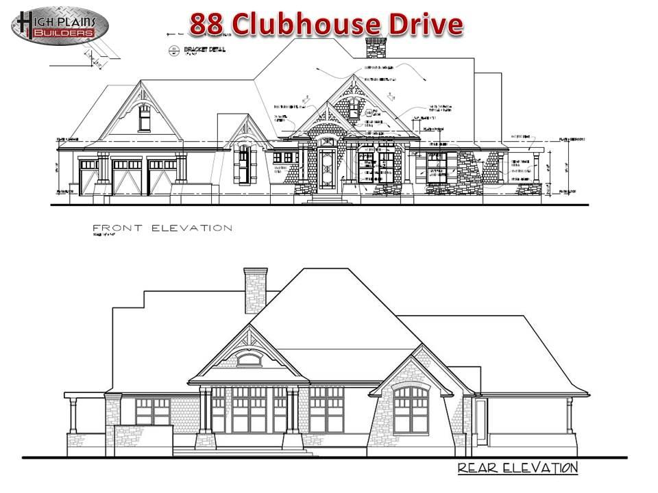 88 Club House Drive, Sheridan, Wyoming 82801, 3 Bedrooms Bedrooms, ,2.5 BathroomsBathrooms,Residential,For Sale,Club House,19-152