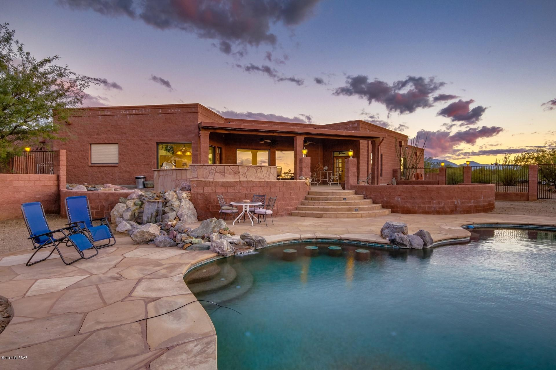 Photo of 9127 E Lone Horse Place, Vail, AZ 85641
