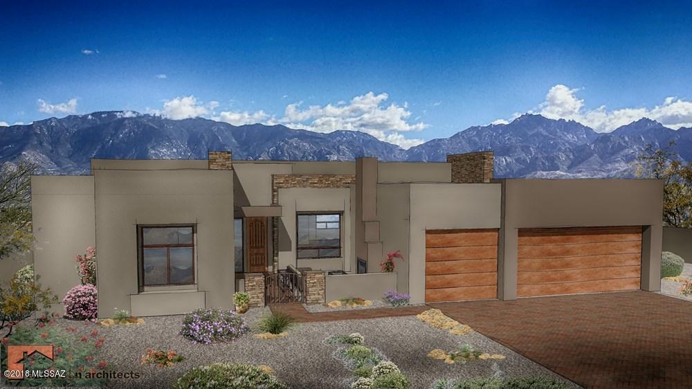 15435 E Tumbling L Ranch To Be Built Place Vail, AZ 85641
