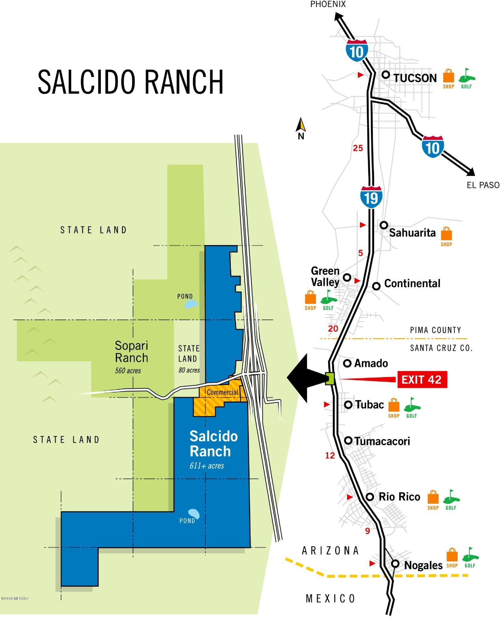 I-19 Frontage Road Amado, AZ 85645