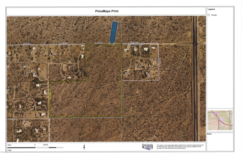 W Desert Falcon Lane Tucson, AZ 85742