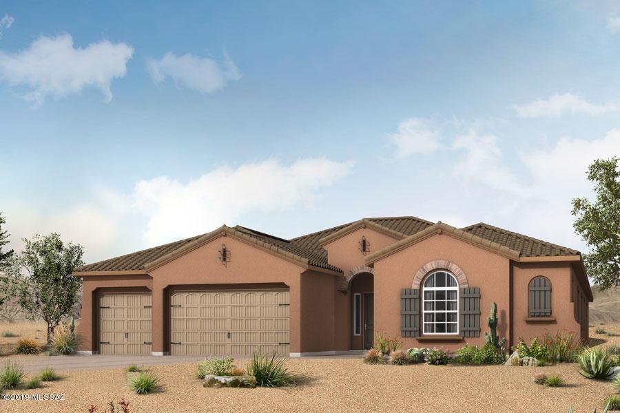 Photo of 495 E Sweet Clover Court, Oro Valley, AZ 85755