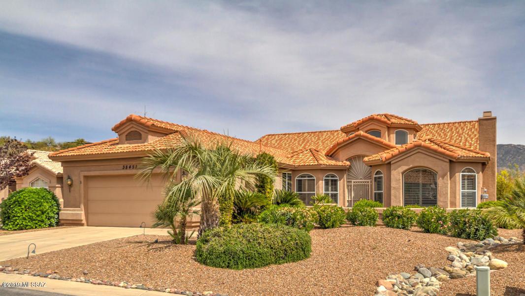Photo of 38451 S Desert Bluff Drive, Saddlebrooke, AZ 85739