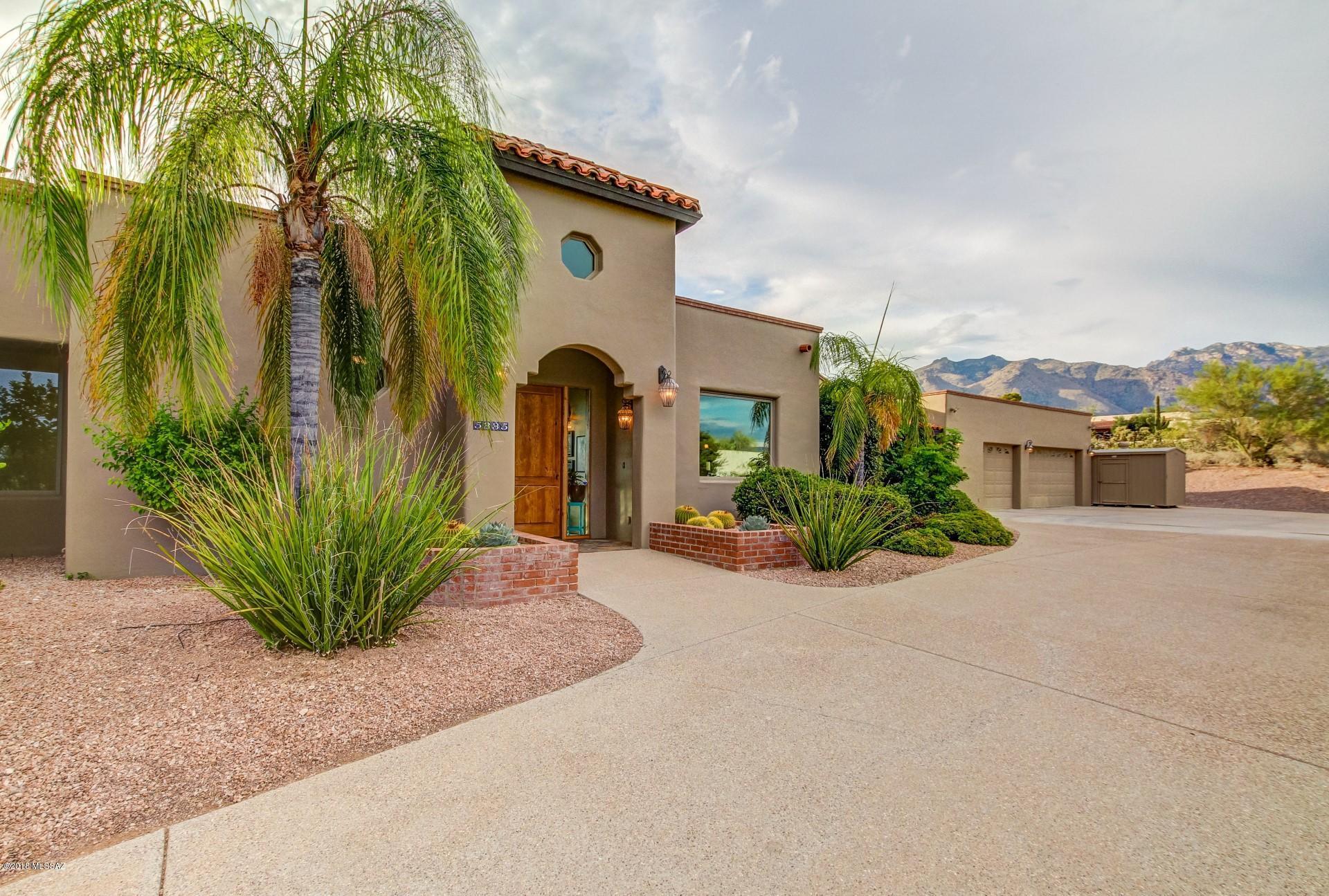 Photo of 5335 E Camino Francisco Soza, Tucson, AZ 85718