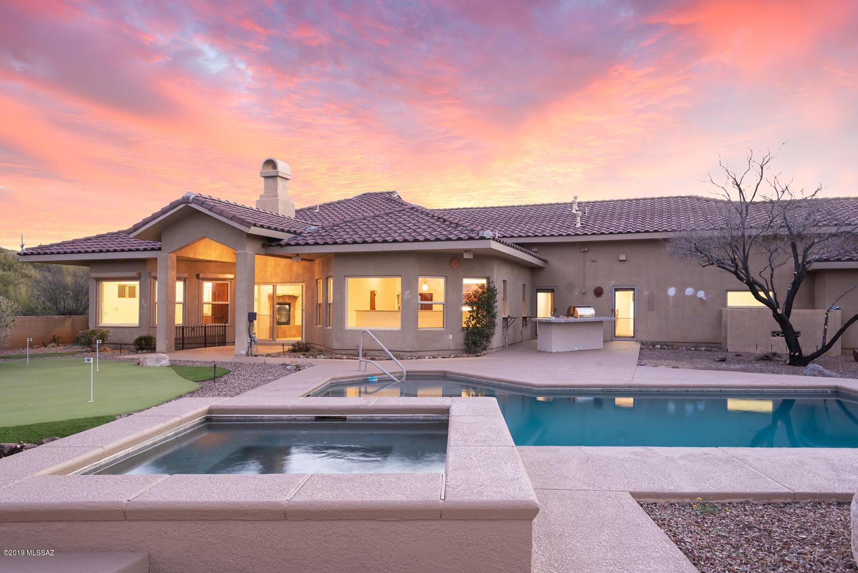 Photo of 5640 W Setting Sun Place, Tucson, AZ 85743