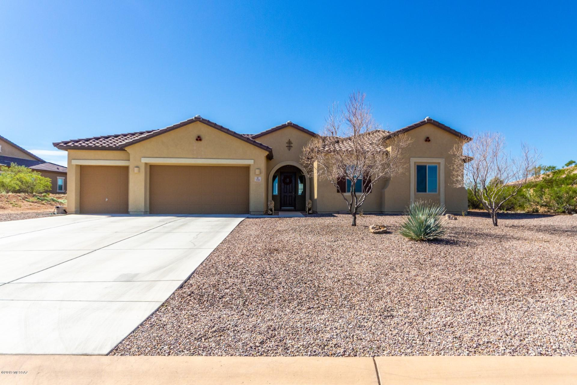 Photo of 1346 E Madera Estates Lane, Sahuarita, AZ 85629