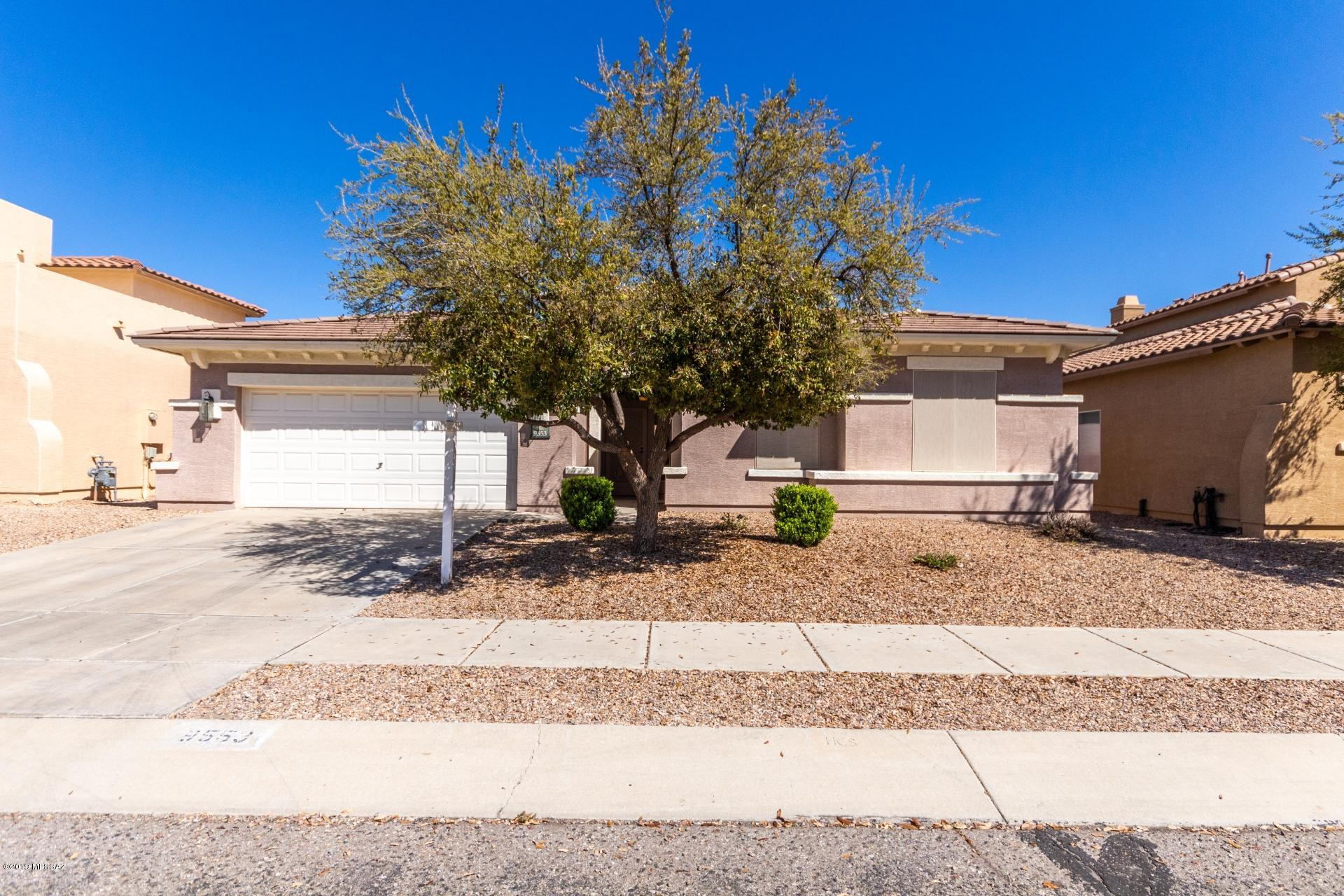 9553 E Via Del Sol Caliente Tucson, AZ 85748