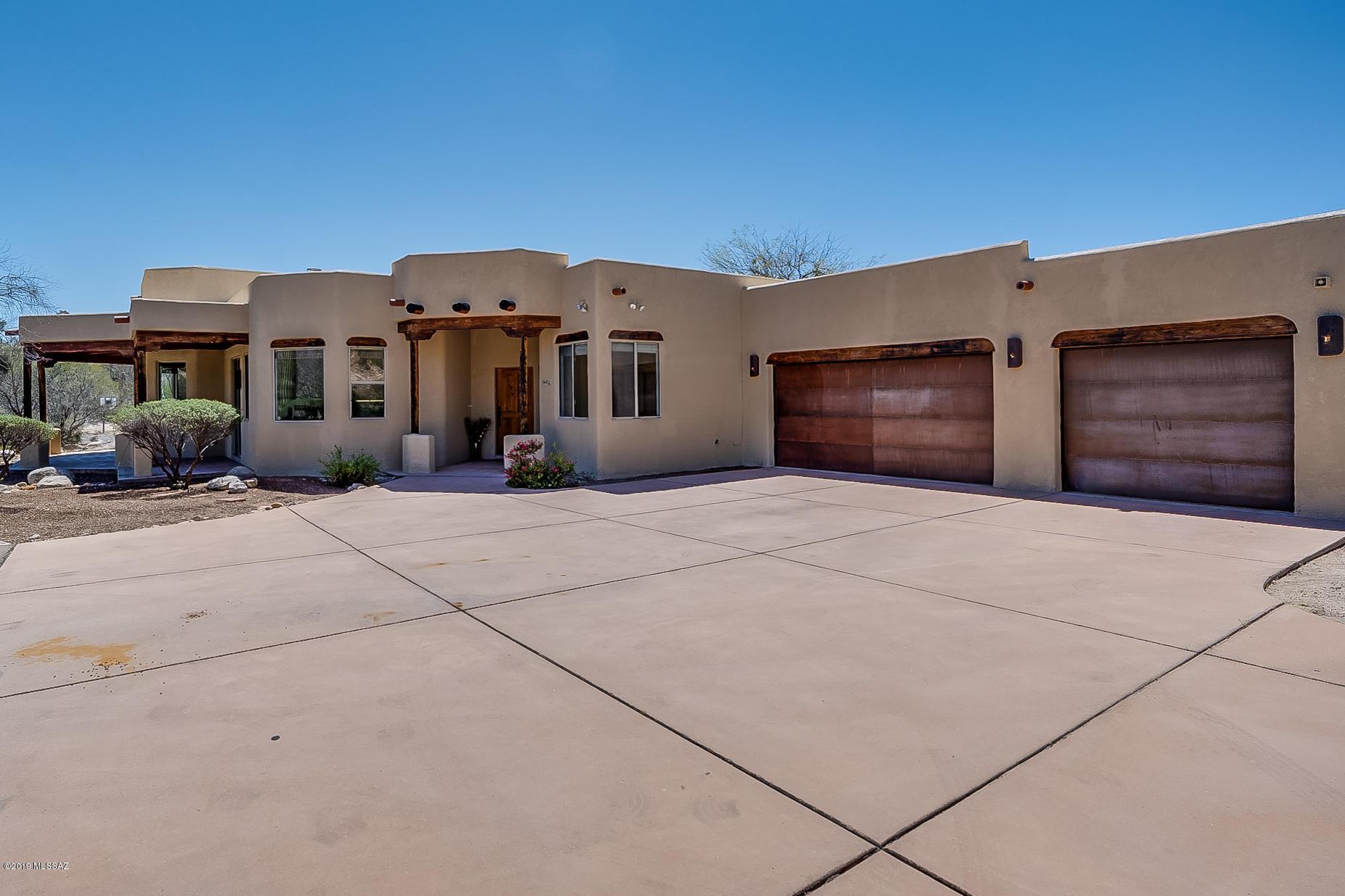 Photo of 5445 N Agave Drive, Tucson, AZ 85704
