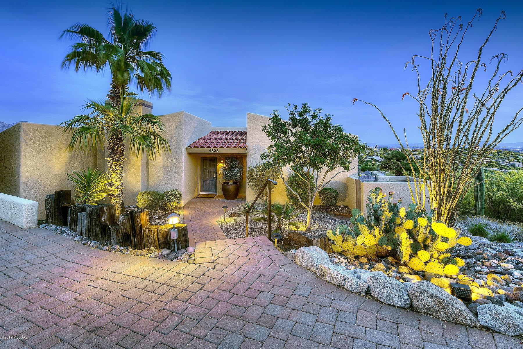 Photo of 5828 N Paseo Ventoso, Tucson, AZ 85750