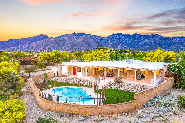 Photo of 5620 E Paseo Remedios, Tucson, AZ 85750