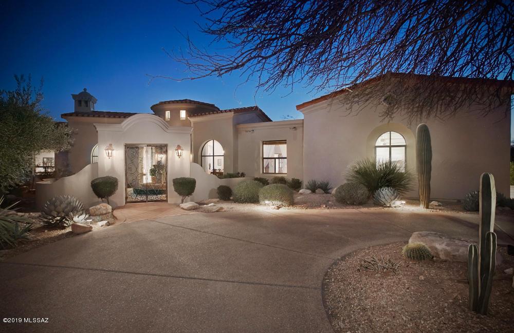 Photo of 7437 N Mystic Canyon Drive, Tucson, AZ 85718