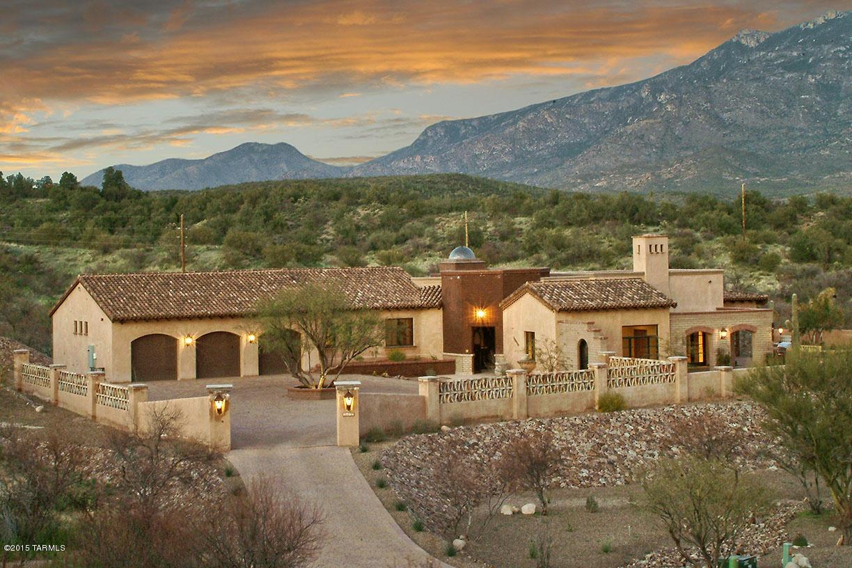 Photo of 2617 E Talante Canyon Place, Tucson, AZ 85737