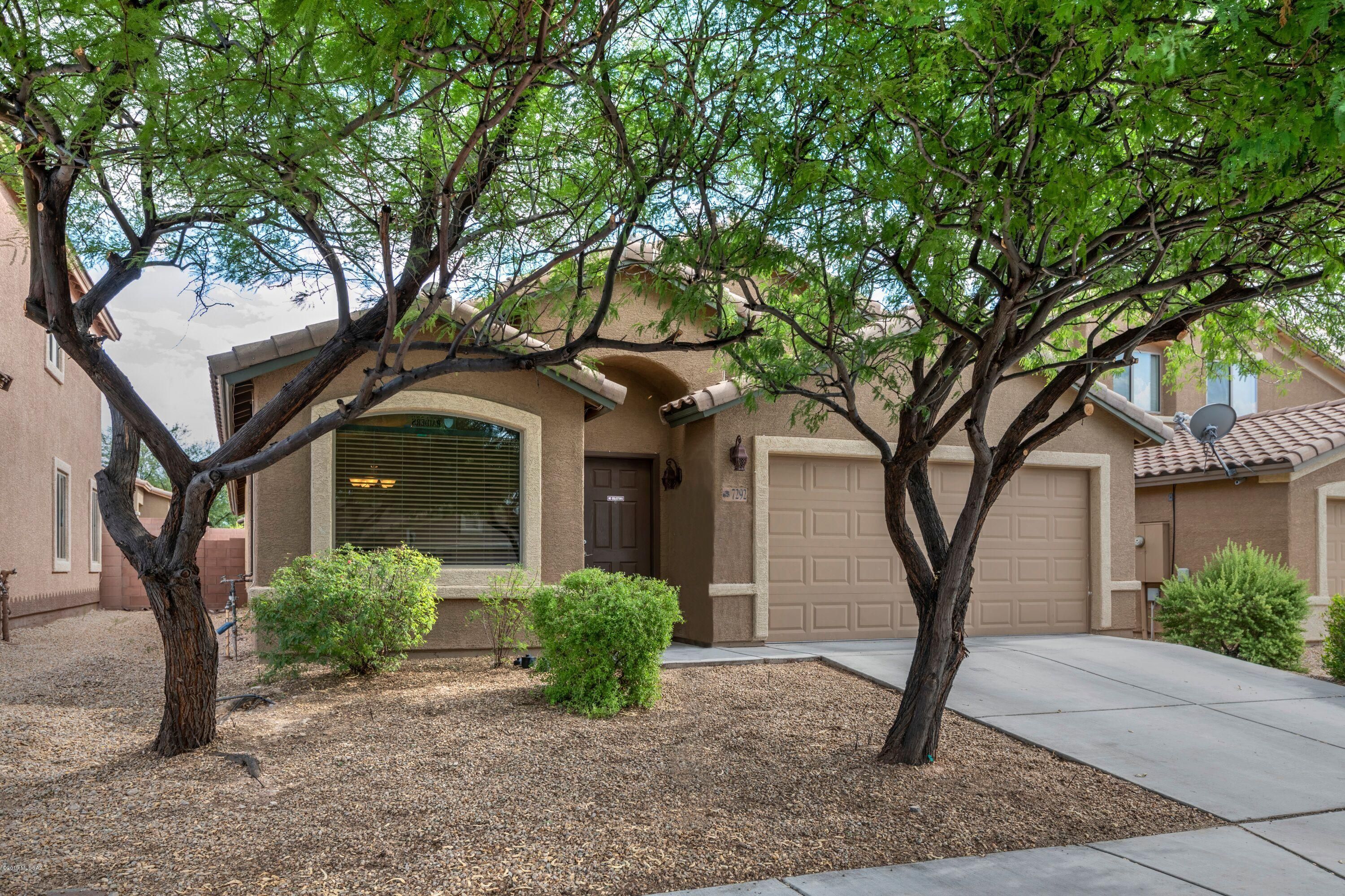 Photo of 7292 E Alderberry Street, Tucson, AZ 85756