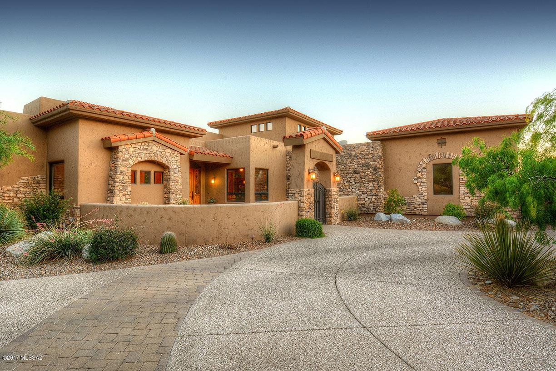 Photo of 1945 W Mountain Mirage Place, Tucson, AZ 85755