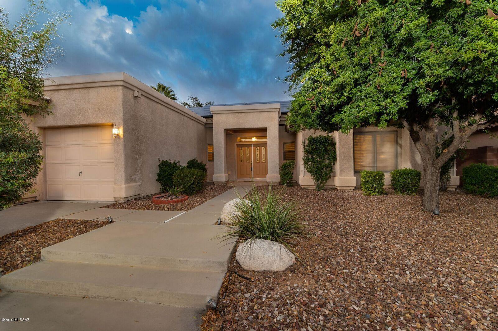 Photo of 1890 Hawk Ridge Street, Tucson, AZ 85737