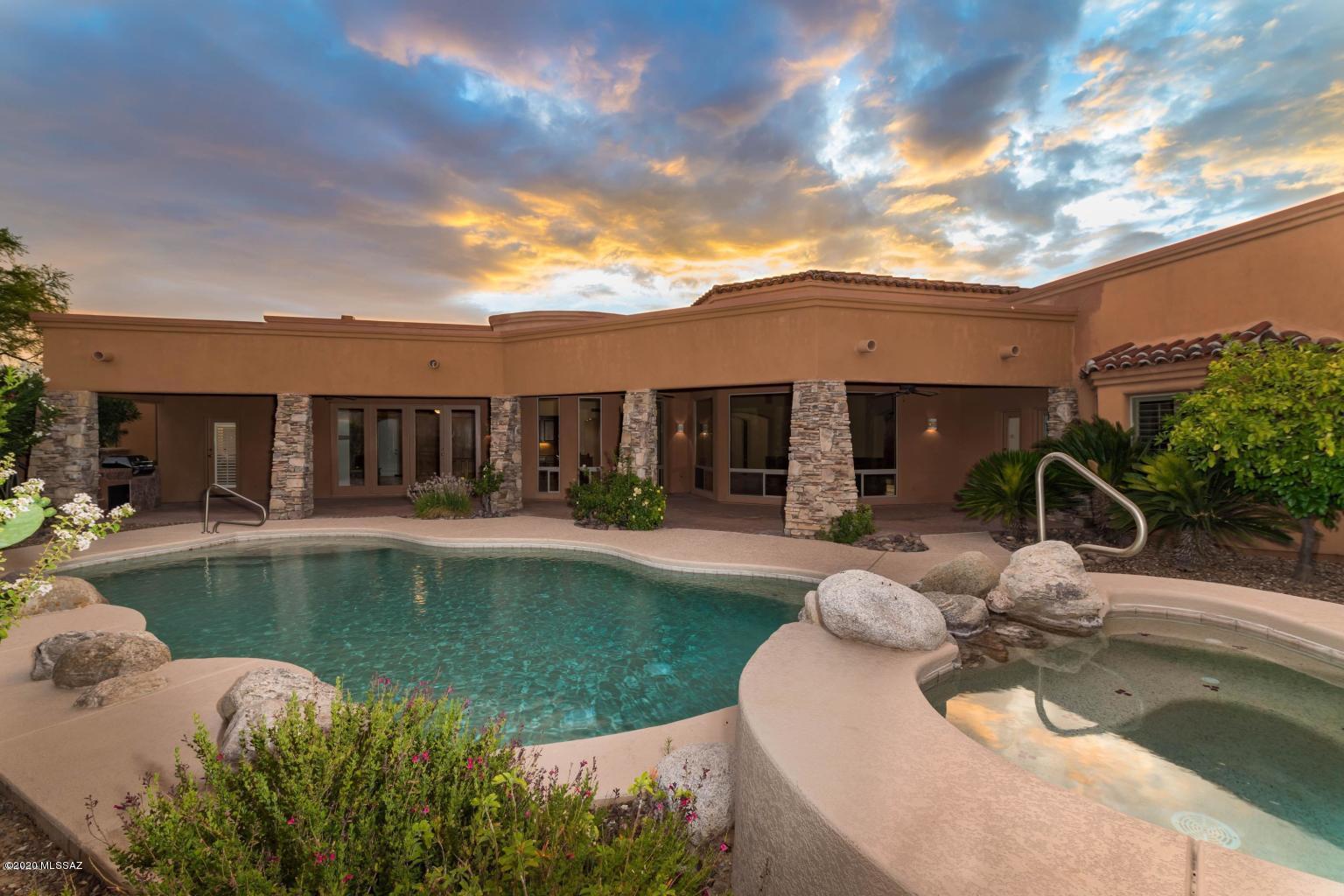 Photo of 1132 W Vistoso Highlands Drive, Oro Valley, AZ 85755