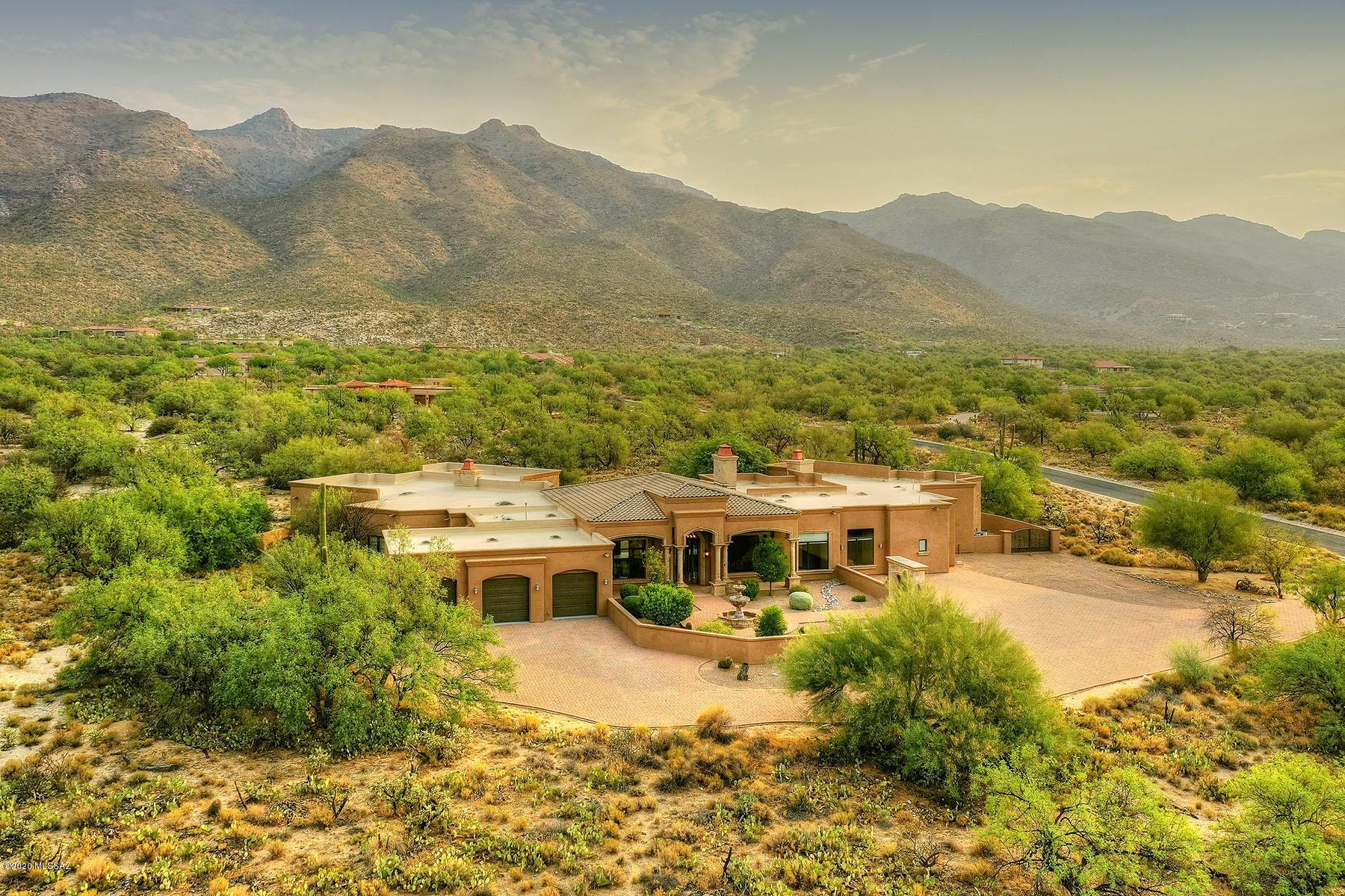Photo of 4987 N Creosote Canyon Drive, Tucson, AZ 85749