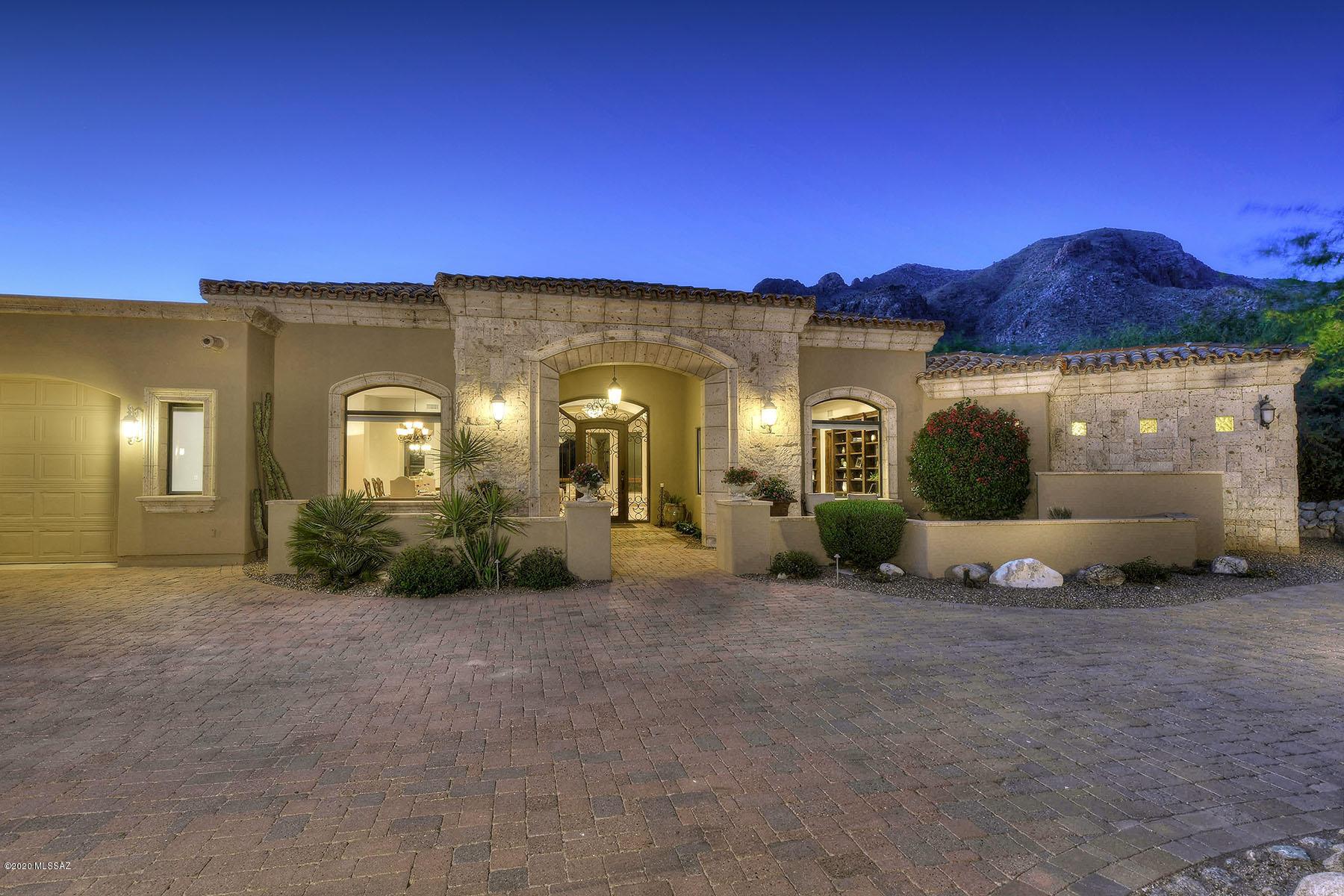 Photo of 1783 E Sahuaro Blossom Place, Tucson, AZ 85718