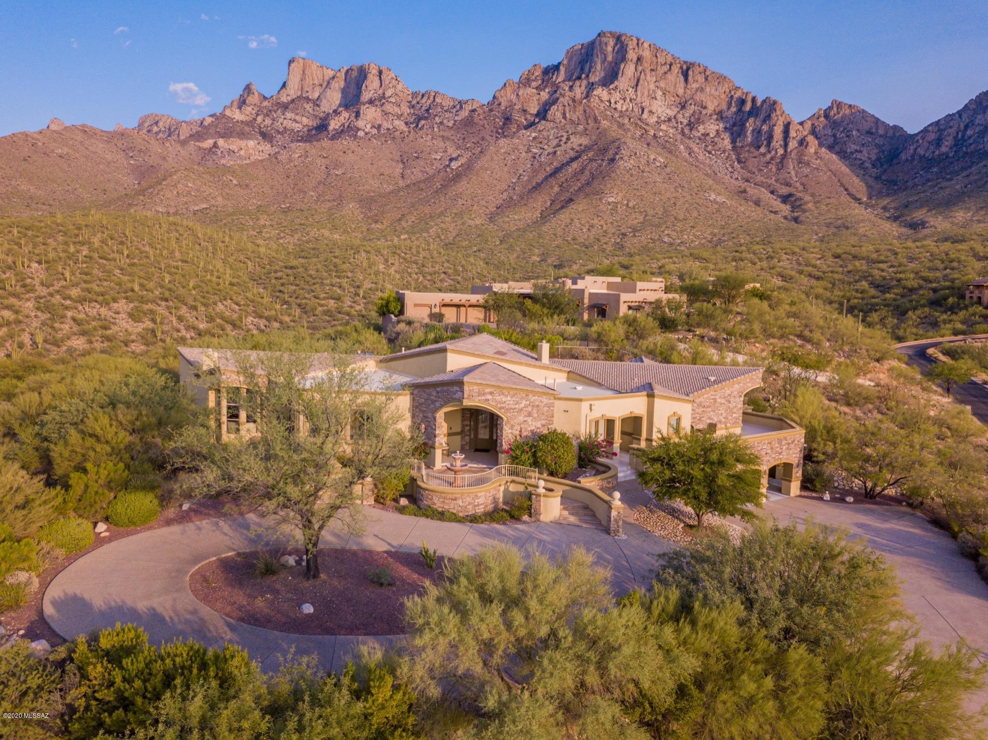 Photo of 10310 N Cliff Dweller Place, Oro Valley, AZ 85737