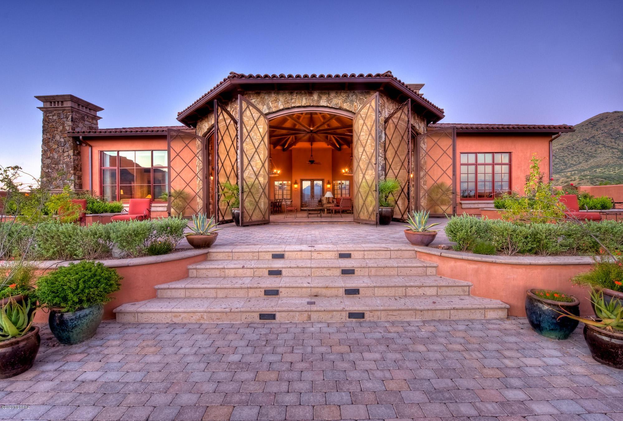 Photo of 1266 Morning Star Drive, Tubac, AZ 85646
