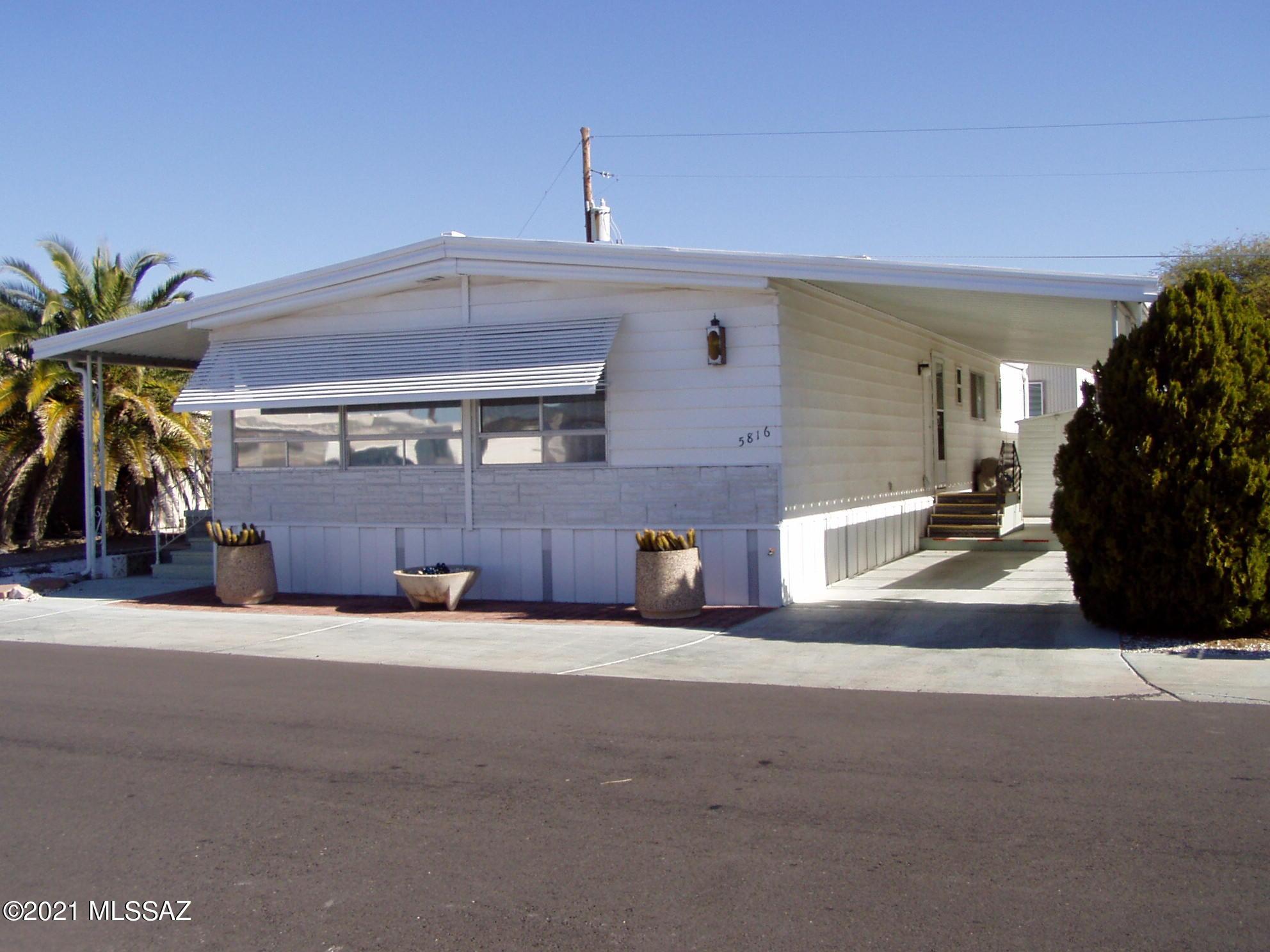 Photo of 5816 W Tumbling F Street, Tucson, AZ 85713