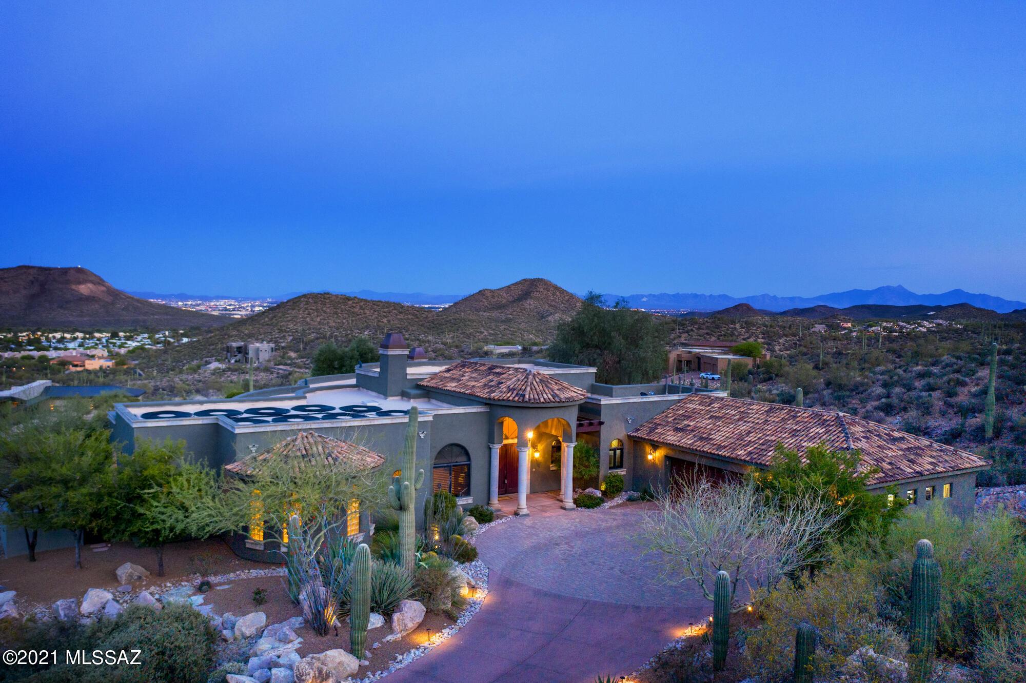 Photo of 3595 W Starr Pass Estates Court, Tucson, AZ 85745