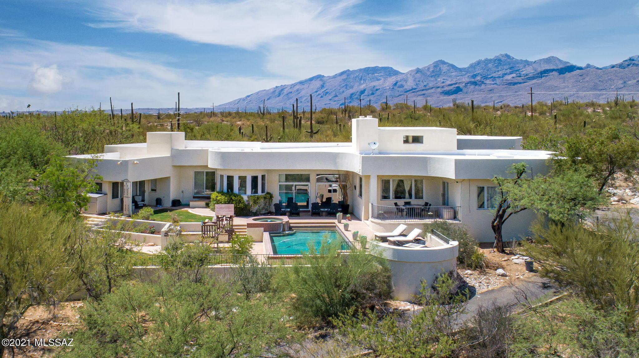 Photo of 13005 E Cape Horn Drive, Tucson, AZ 85749