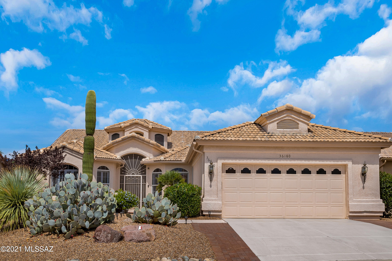 Photo of 36180 S Canyon Brook Drive, Saddlebrooke, AZ 85739