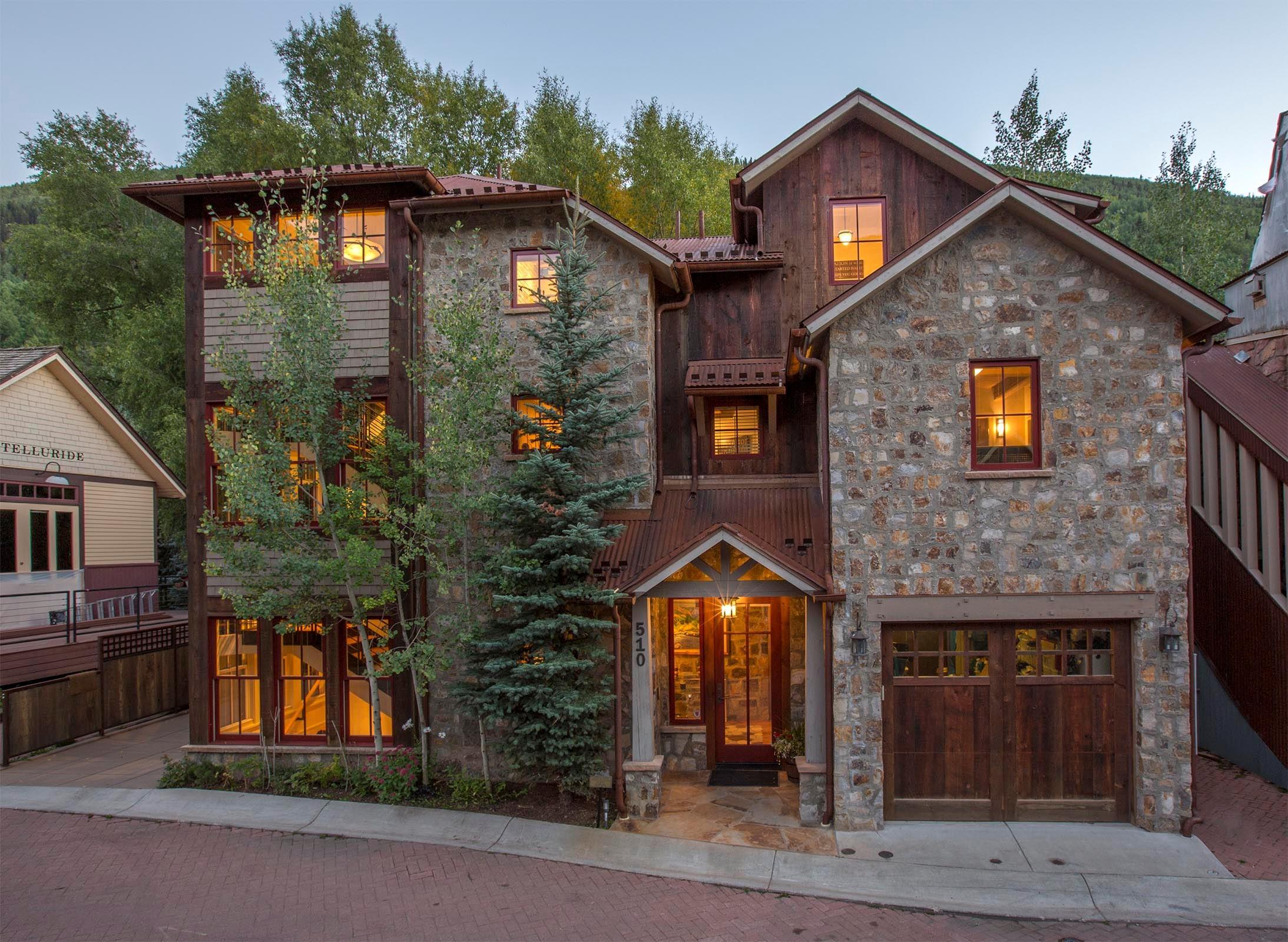 Telluride Mountain Retreat A Luxury Home For Sale In Telluride San