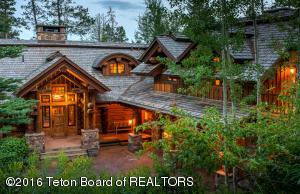 Mountain Ski Home