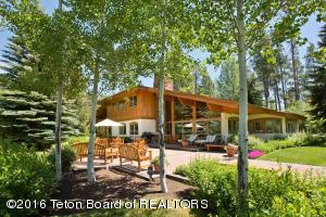Teton Pines Chalet