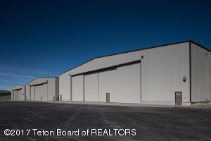 Teton Jet Hangar