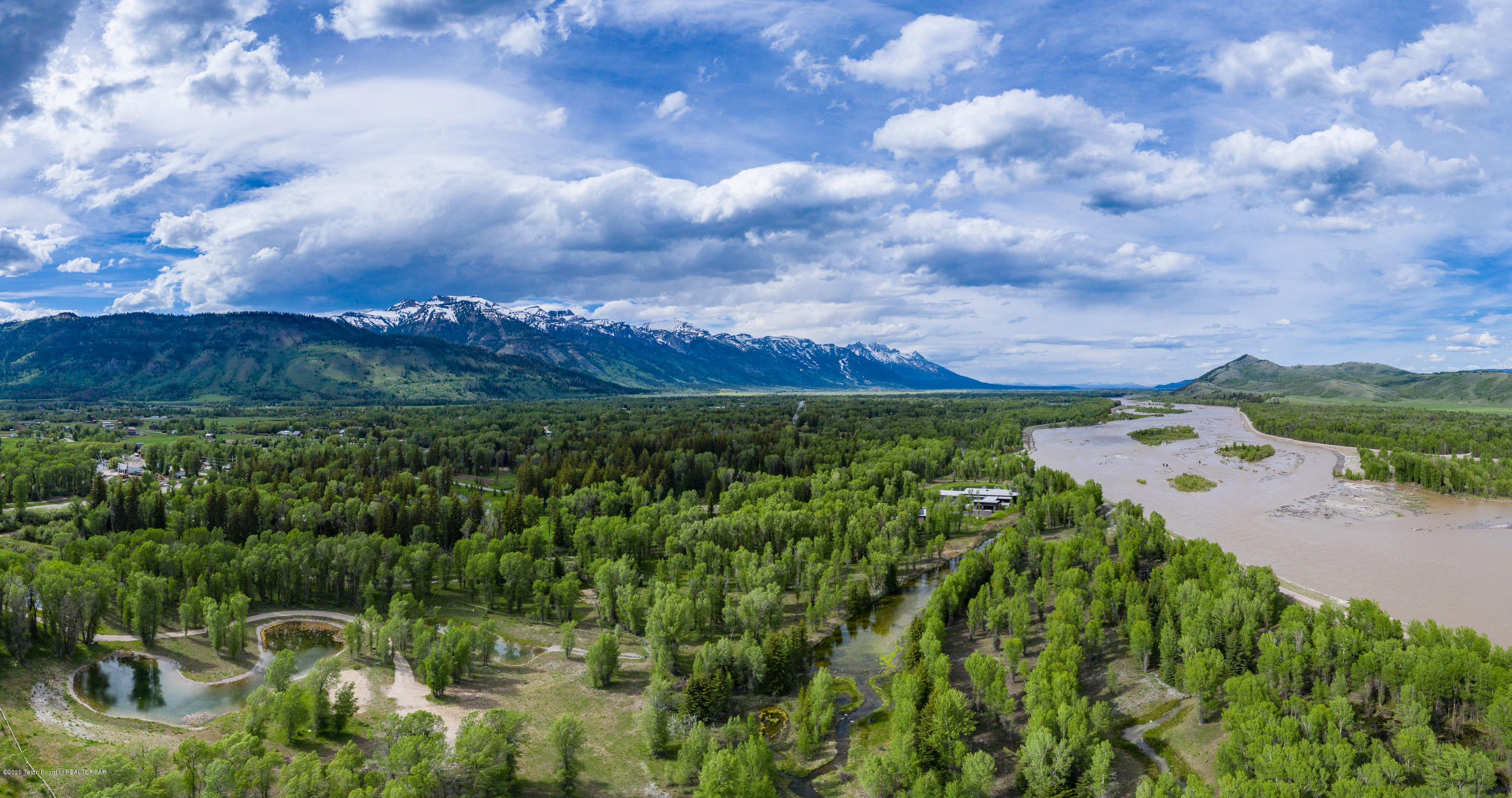 Land/Lot for Sale at 4260 RIVER SPRINGS DR Wilson, WY 4260 RIVER SPRINGS DR Wilson, Wyoming,83014 United States