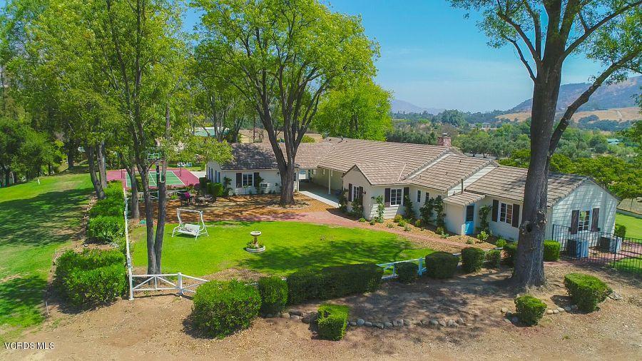 Single Family Home for Sale at 10999 Ojai Santa Paula Road 10999 Ojai Santa Paula Road Ojai, California 93023 United States