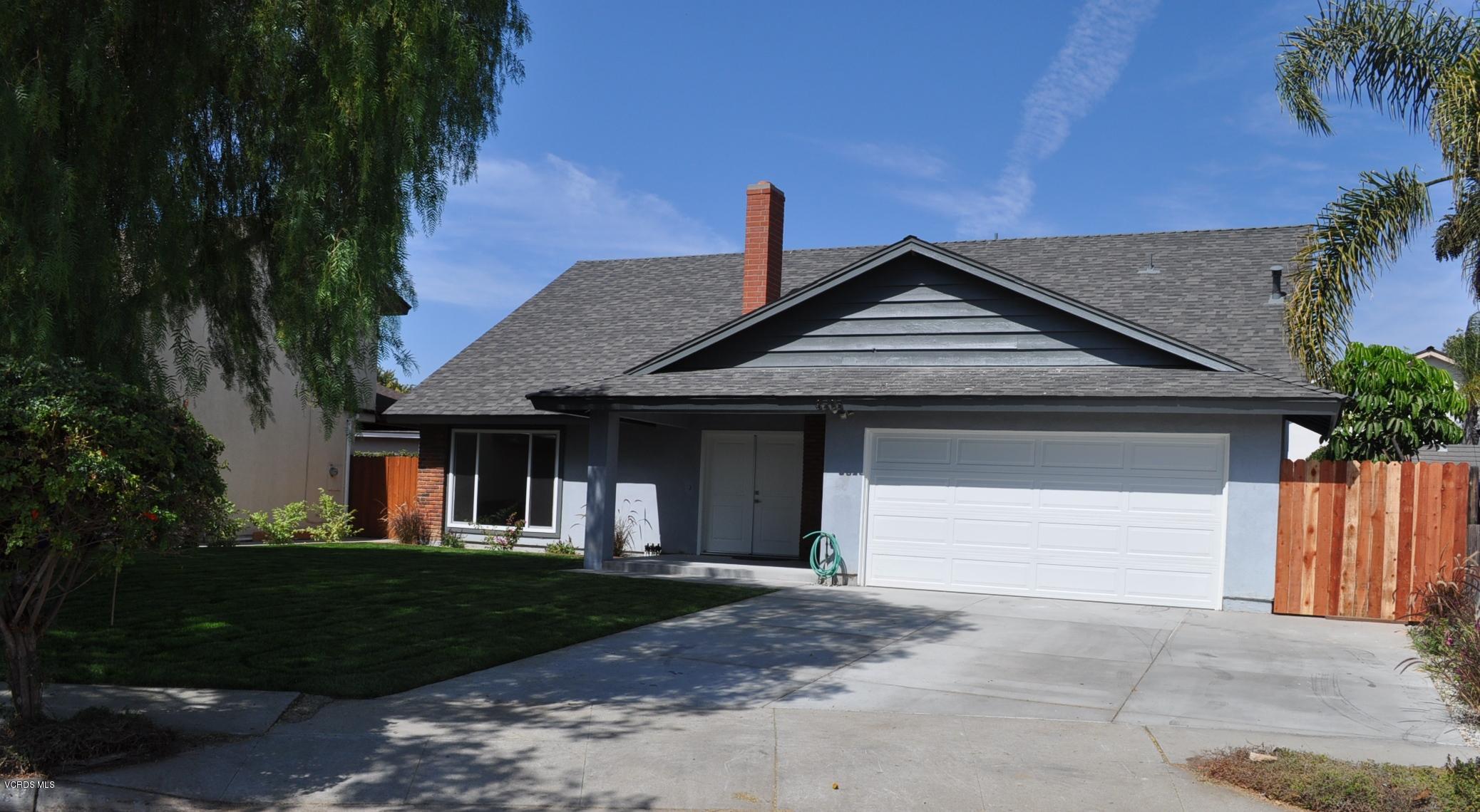 Single Family Home for Sale at 8525 Idyllwild Street 8525 Idyllwild Street Ventura, California 93004 United States