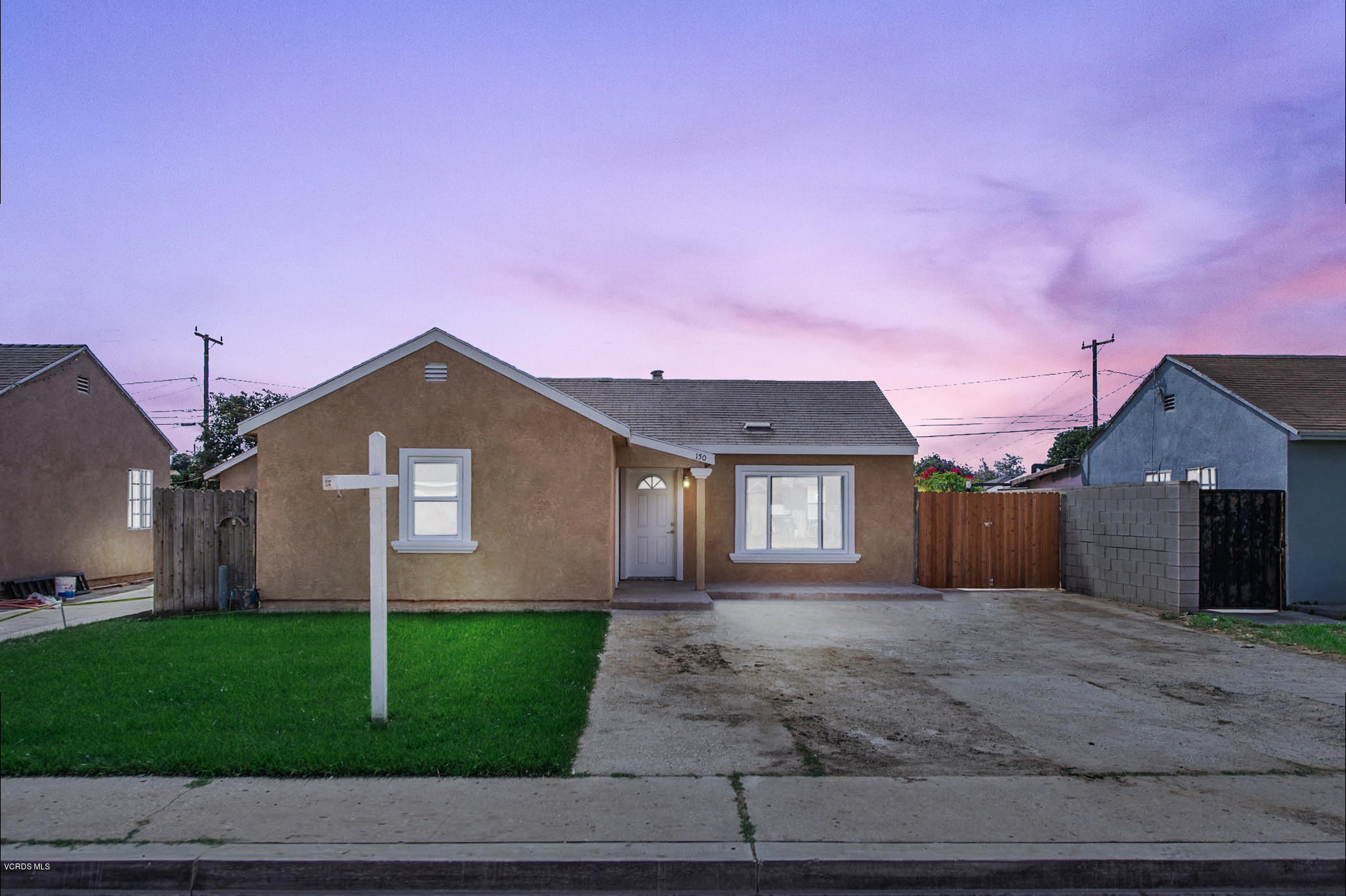 Single Family Home for Sale at 150 E Birch Street 150 E Birch Street Oxnard, California 93033 United States