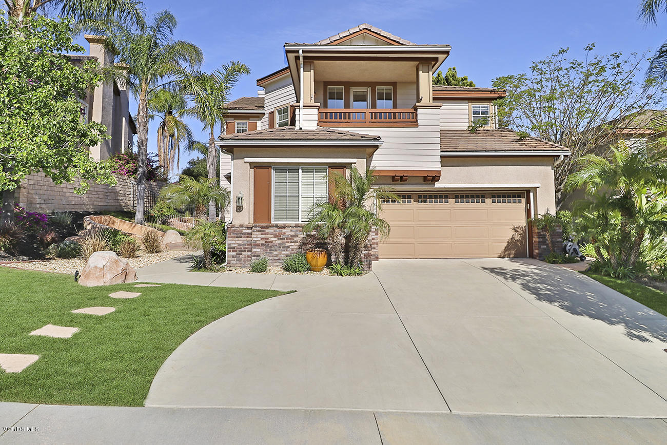 464 Canyon Crest Drive, Simi Valley, California