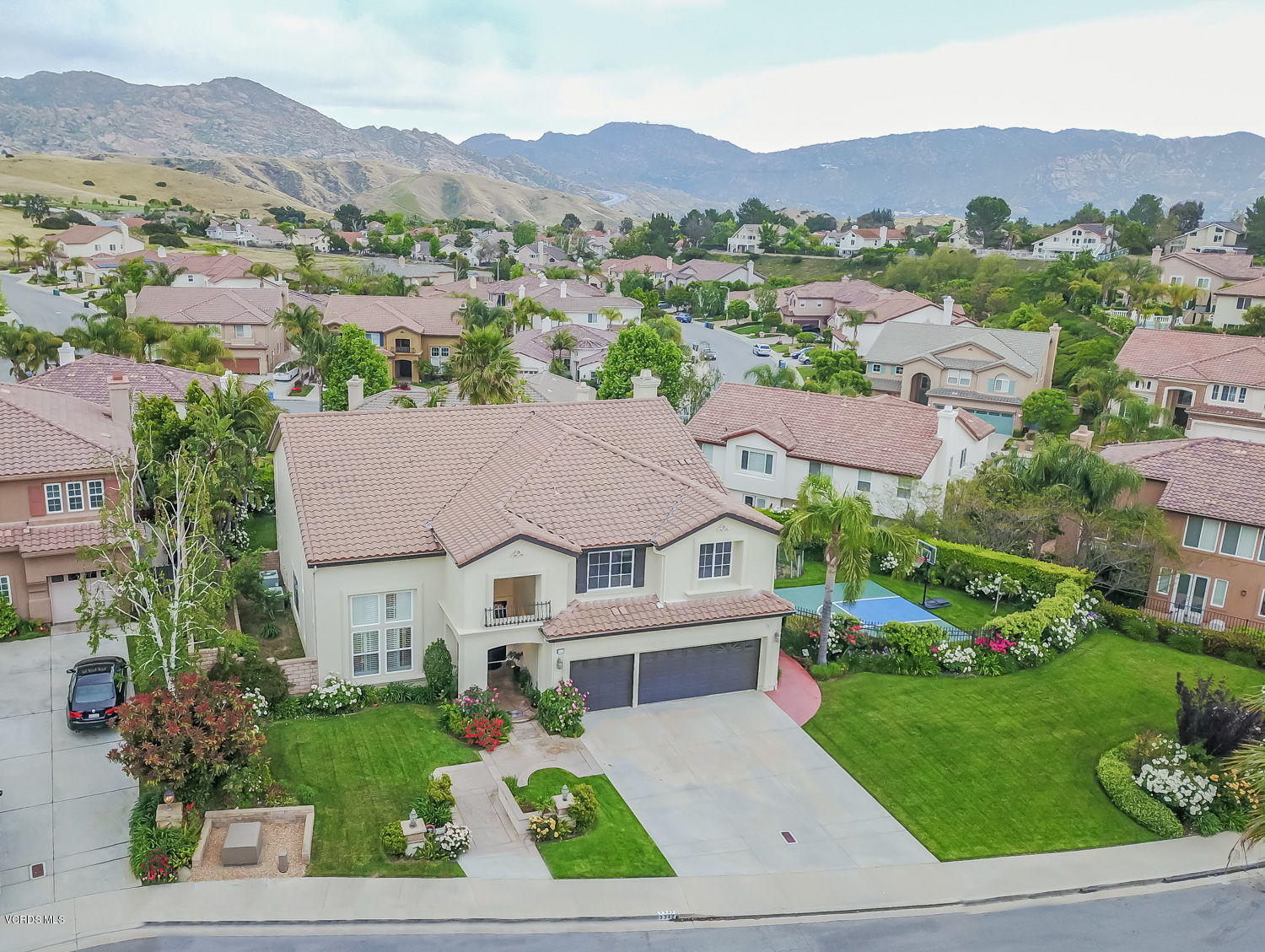 3342 Wolf Creek Court, Simi Valley, California