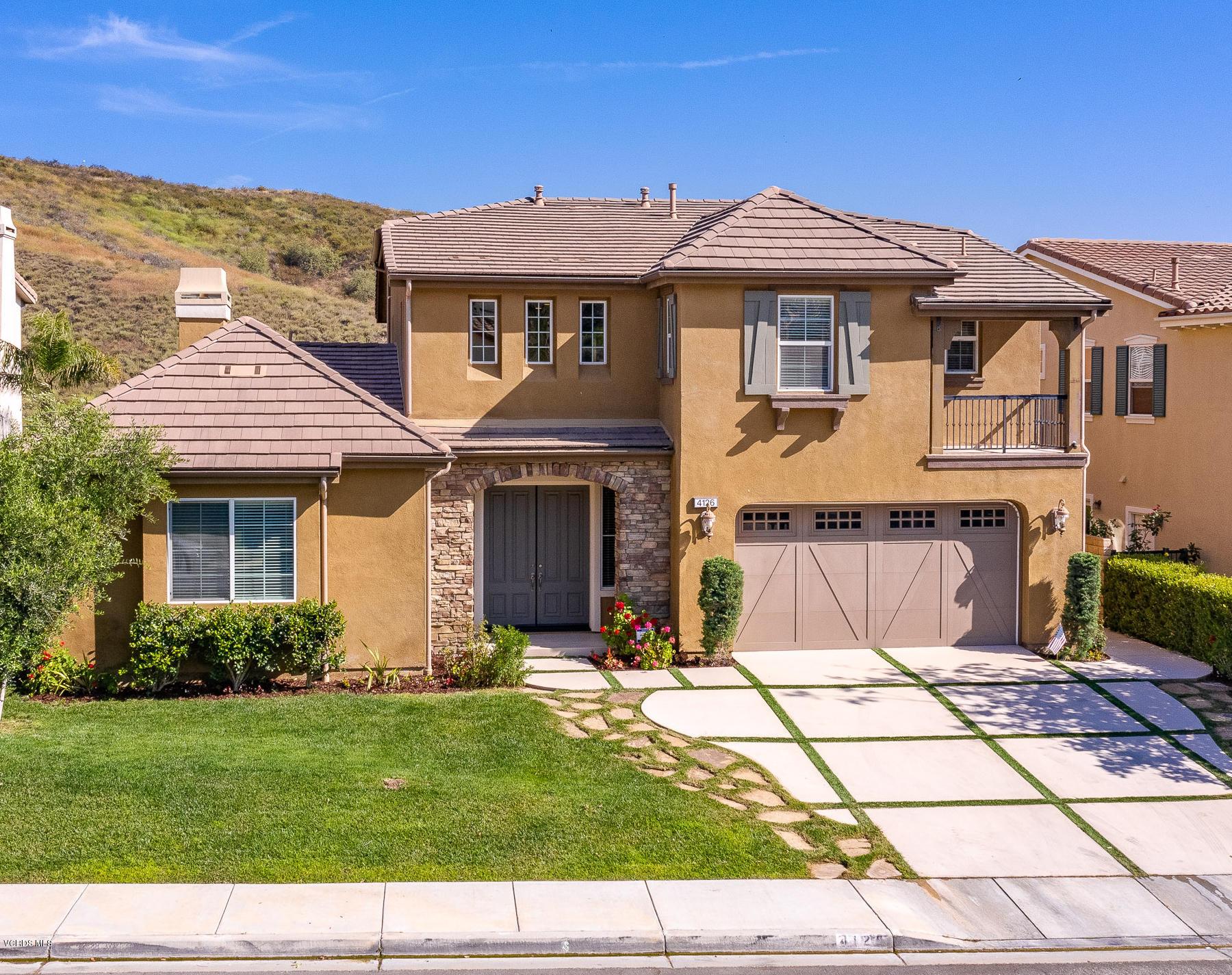 4126 Eagle Flight Drive, Simi Valley, California