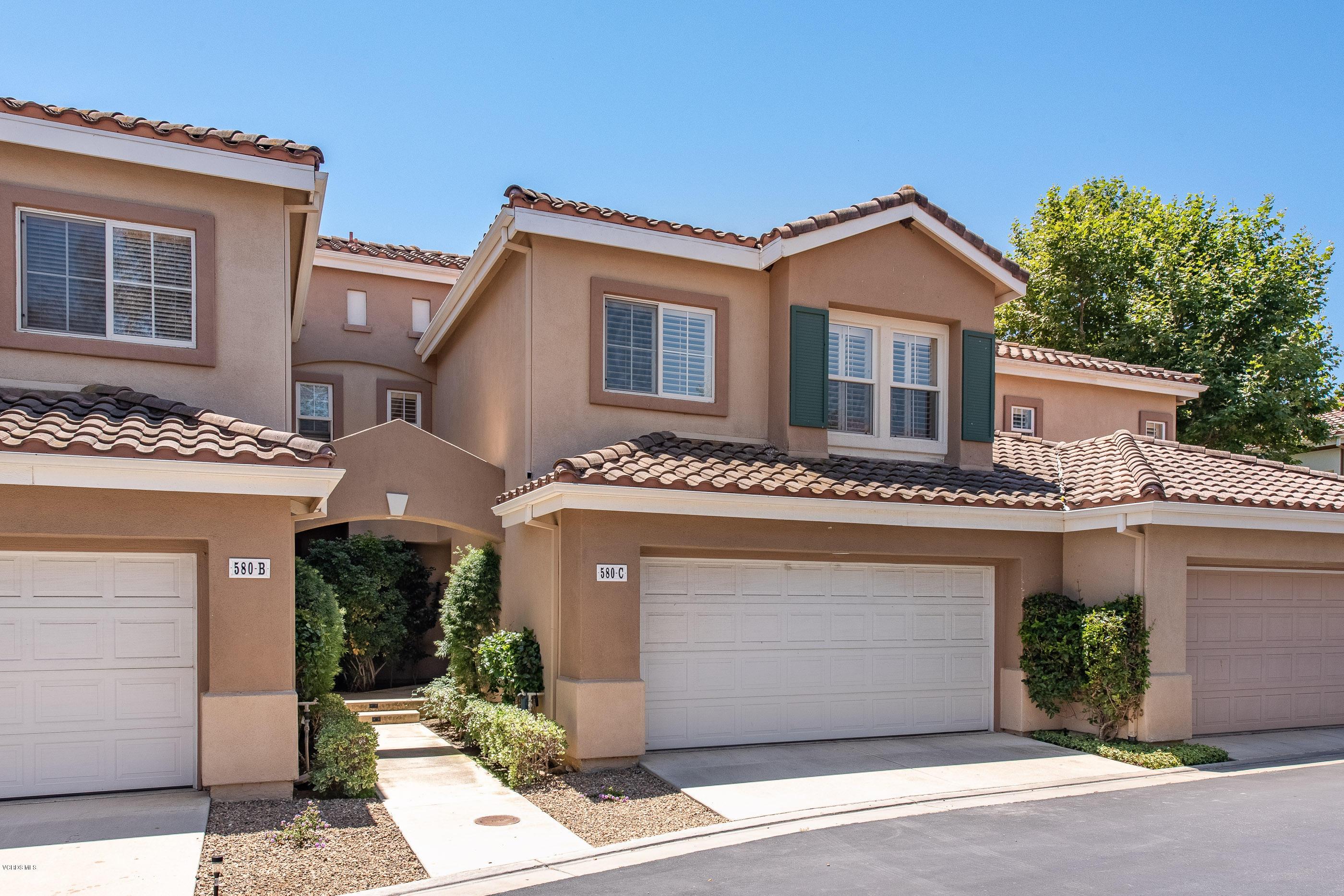 580 Fenwick C Way, Simi Valley, California