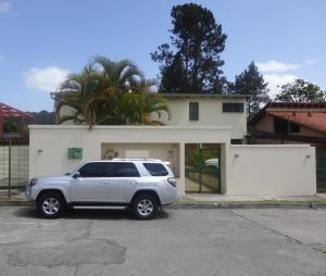 Casa En Ventaen Caracas, Lomas De La Lagunita, Venezuela, VE RAH: 15-6127