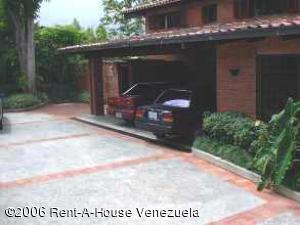 Casa En Venta En Caracas, La Lagunita Country Club, Venezuela, VE RAH: 15-9494