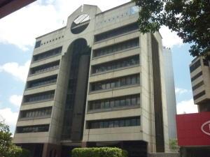 Oficina En Alquiler En Caracas - El Rosal Código FLEX: 16-7561 No.0