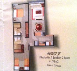 Apartamento En Venta En Caracas, El Hatillo, Venezuela, VE RAH: 16-11139