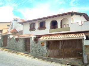 Casa En Ventaen Caracas, Los Naranjos Del Cafetal, Venezuela, VE RAH: 17-8273