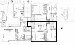Apartamento En Venta En Caracas - Los Naranjos de Las Mercedes Código FLEX: 17-6341 No.3